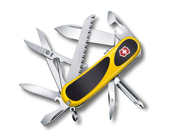 Wenger Evogrip S18 Swiss Army Knife Review