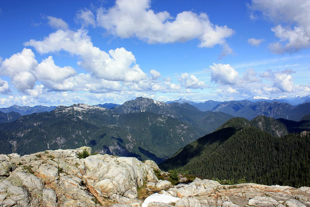 Mount Seymour Summit