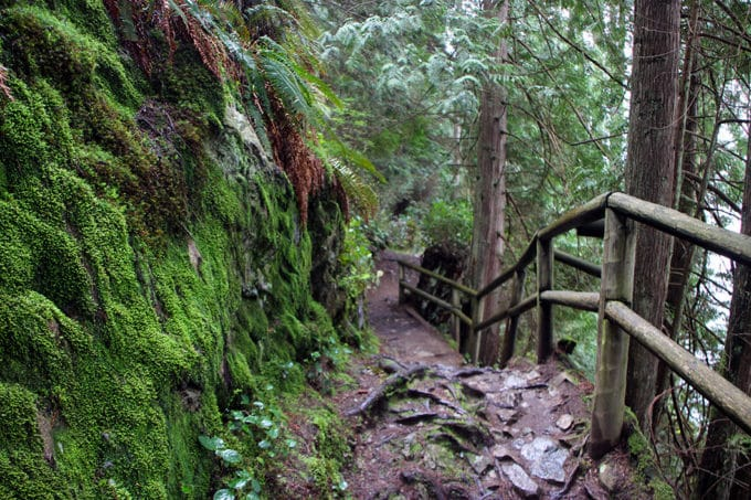 admiralty point trail