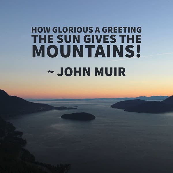 Quote 39 | 60 Inspirational Quotes That Will Make You Want To Go Hiking 1