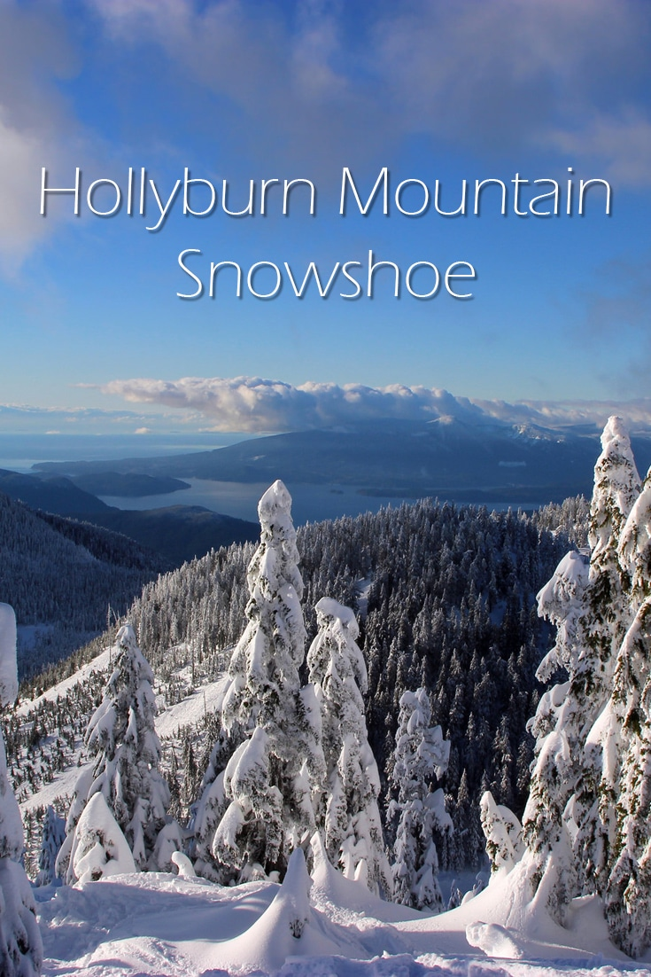 Hollyburn Mountain Snowshoe Trail