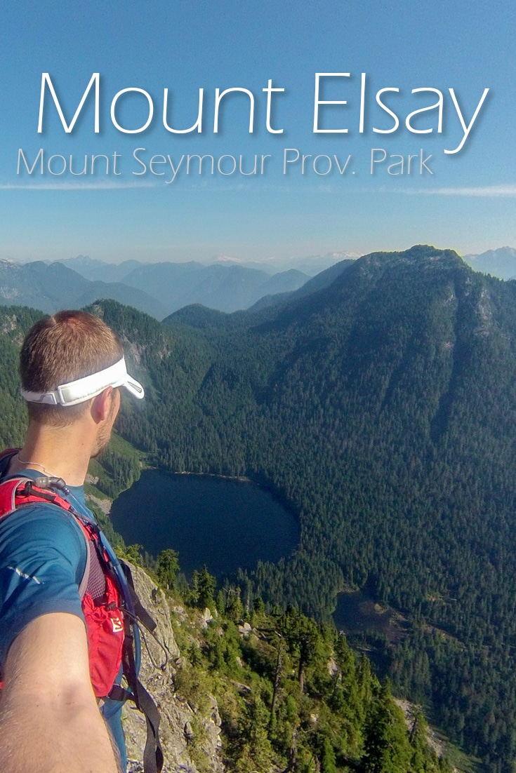 Mount Elsay Hike in North Vancouver