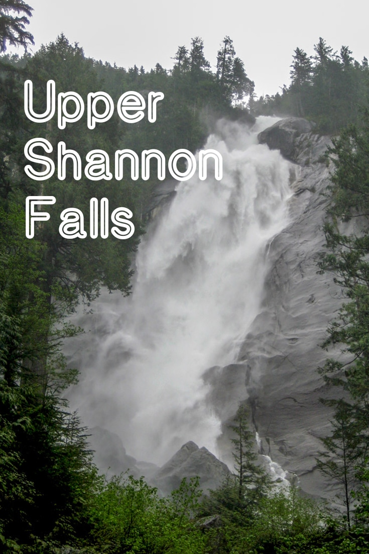 Upper Shannon Falls, located in Squamish, is a nice hike to get your legs going again after a long winter off from hiking. As a lower elevation hike, the snow will be gone from Upper Shannon Falls trail before many of the other tougher hikes along the Sea to Sky corridor.