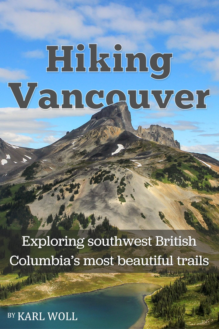 hiking vancouver ebook | Become a Patron 3